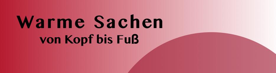 warmesachen.de-Logo